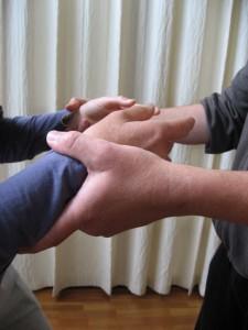 Push Hands Hands
