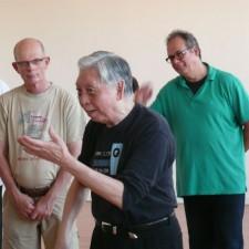 Workshop Grandmaster WCC Chen Deventer 2012