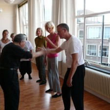 Workshop Grandmaster WCC Chen Deventer 2012