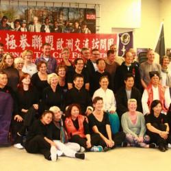 Internationale T'ai Chi uitwisseling, 29 oktober 2013