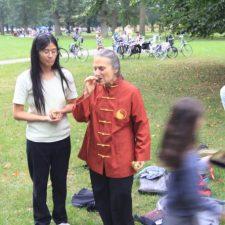 Feest: 30 jaar William C. C. Chen diploma op 17 september 2016